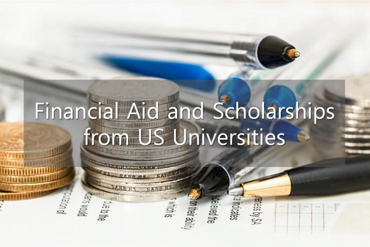Financial Aid and Scholarships from US universities